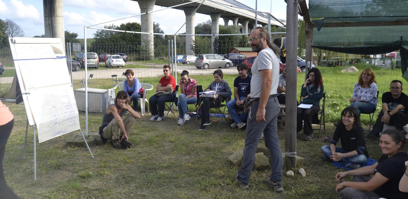 I nostri Workshop in canile